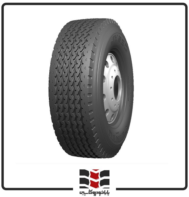 لاستیک جین یو 385/65R22.5 JY520