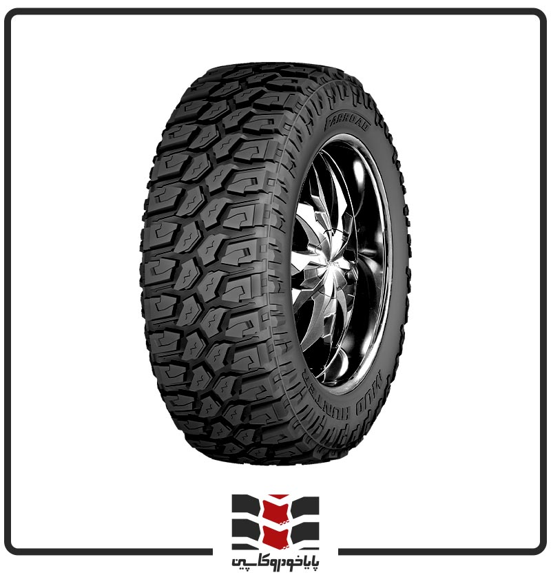لاستیک فارود 31/10.50R15  MUD HUNTER