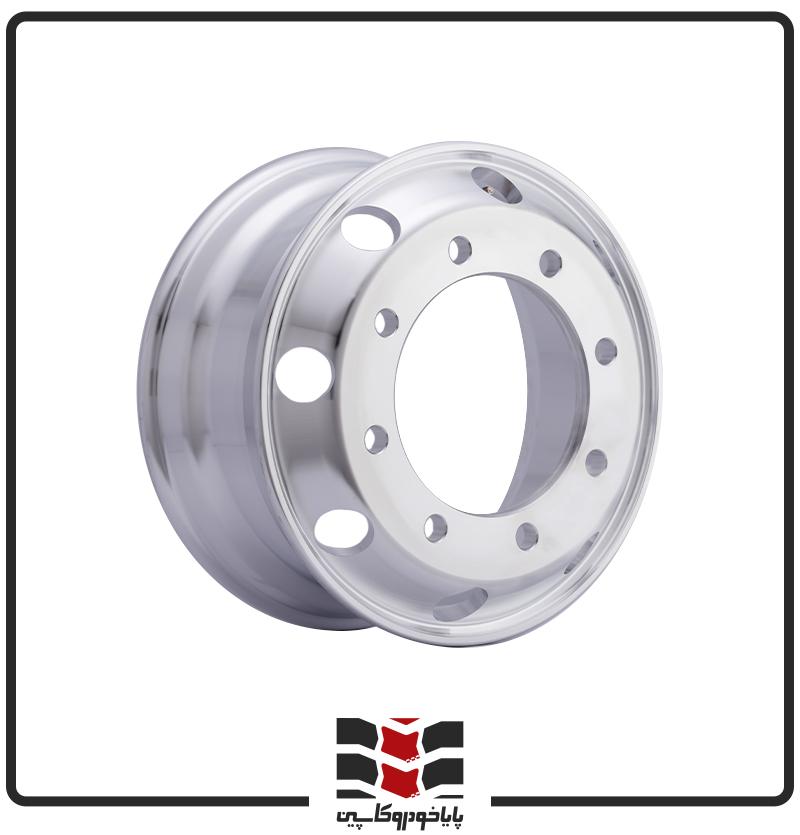 رینگ فولادی 22.5*6.75 - 8 پیچ - 32