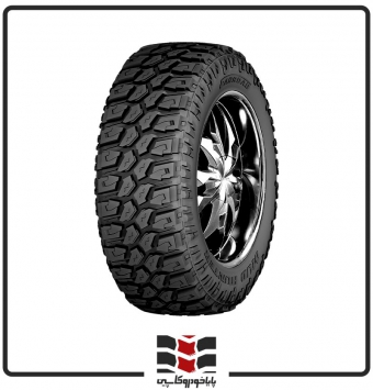 لاستیک فارود245/75R16-MUD HUNTER BLACK